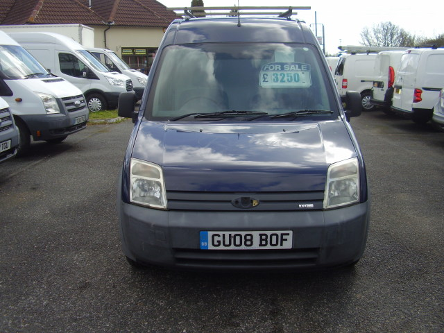 2008 TRANSIT CONNECT T30 £3,250.00 L90 1753cc