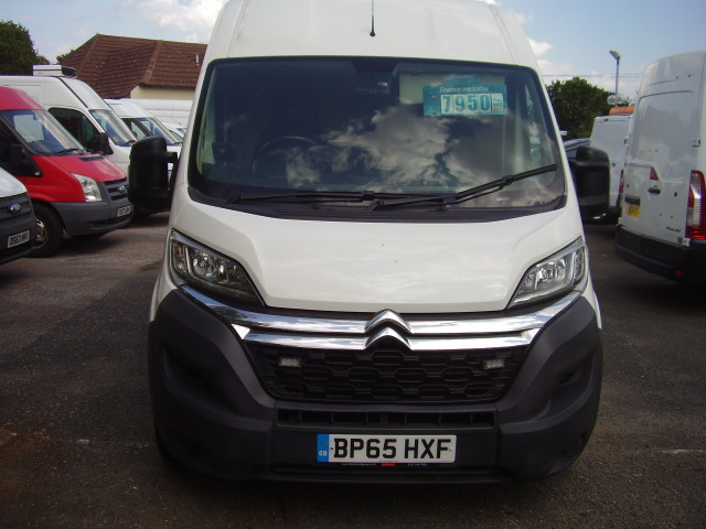 2015(65) CITROEN RELAY 35 L3H2 £7,950.00 ENTERPRISE HDi
