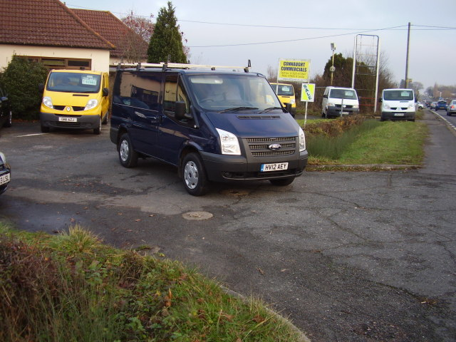 2012 FORD TRANSIT 100 T280 £8,000.00 econetic, 2198cc 2840kg