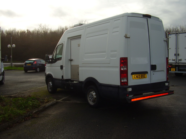 2013 Iveco daily fridge van:154,000 miles, drives very well £3,250.00 033epcyR3iZNtTnE4djHyr.jpg