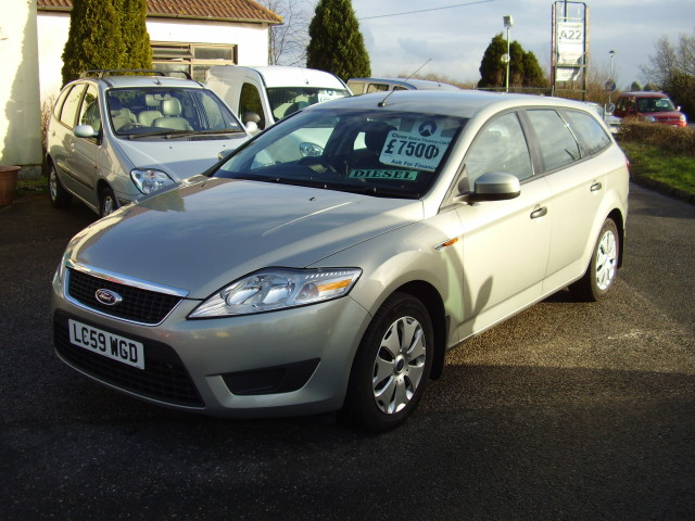 09 (59) FORD MONDEO EDGE £4,500.00 TDCi 125 6G DIESEL ESTATE 1753cc
