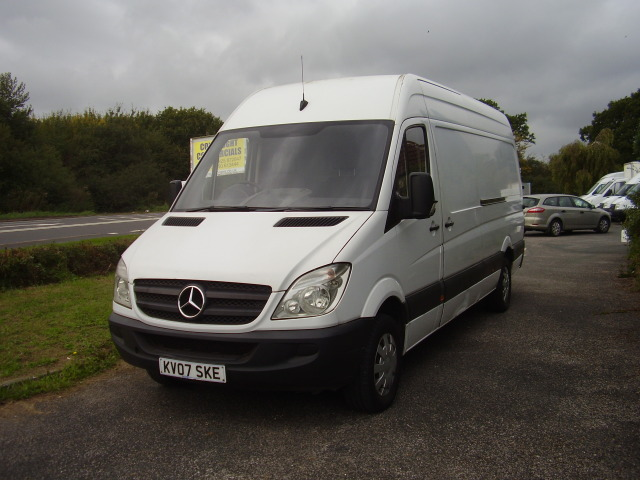 07 MERCEDES SPRINTER 311 CDi LWB £4,250.00 Part exchange vehicle to clear