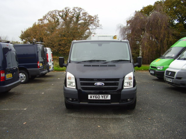 2010(60) FORD TRANSIT T115 T260S LTD £6,450.00 2198cc no vat
