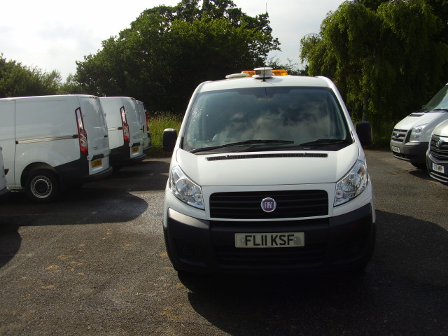 2011 FIAT SCUDO 90 MULTIJET £5,000.00 VERY LOW MILEAGE 74,000KM APPROX 47,000 MILES