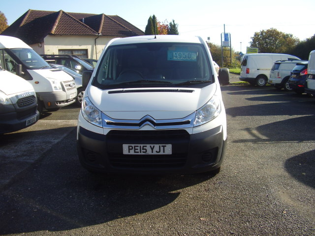 2015(15) CITROEN DISPATCH 1200 £4,950.00 lwb, 1560cc